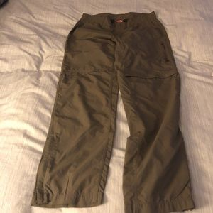 North Face Convertible Pant